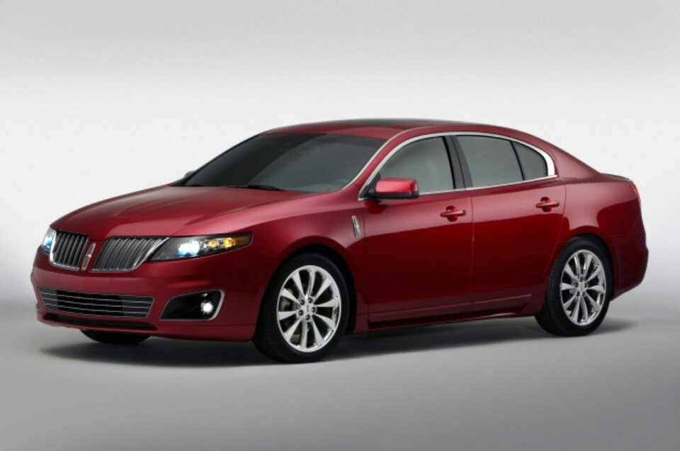 Police say he drives a red 2011 Lincoln sedan like this one, with Kentucky license plate 600RXY.