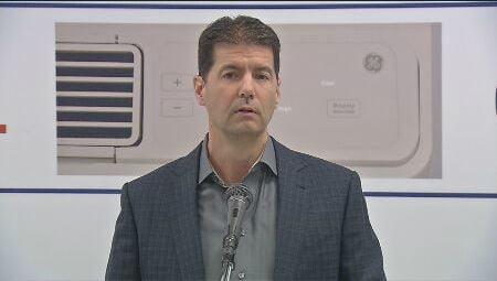 Chip Blankenship, CEO of GE Appliances
