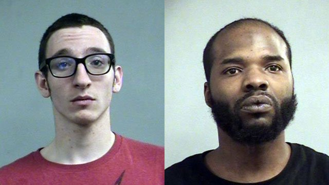 Patrick Peterson and Lamair Seargent (Source: Louisville Metro Corrections)
