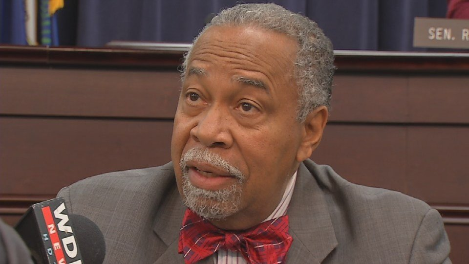 Sen. Gerald Neal, D-Louisville, was among those who oppose Senate Bill 1.