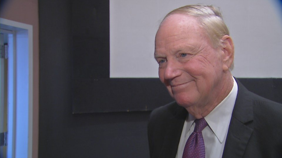 Former University of Louisville President James Ramsey