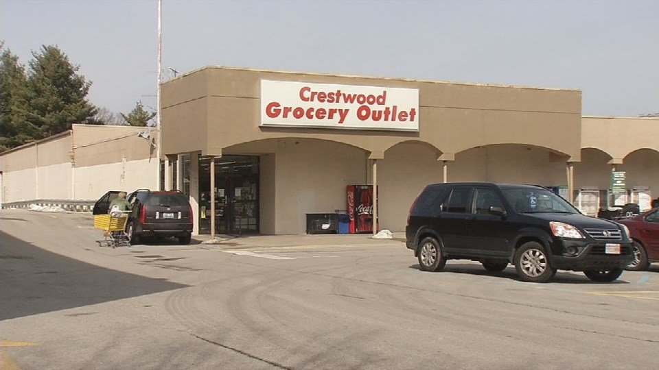 The manager at Crestwood Grocery Outlet says they have nothing to worry about.