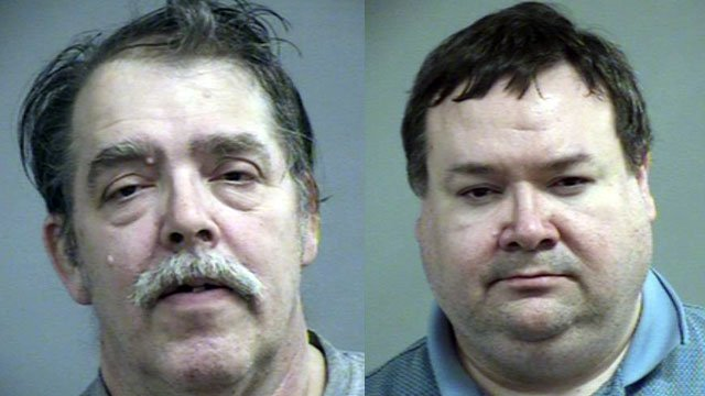 Anthony Crockett and John Pierce (Source: Louisville Metro Corrections)