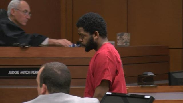 George Slaughter at a court appearance on Feb. 19.