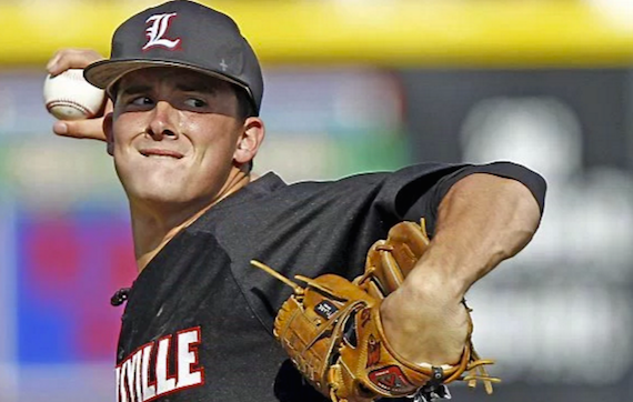 Baseball America says that former Louisville closer Nick Burdi has a solid chance to pitch for the Twins this season.