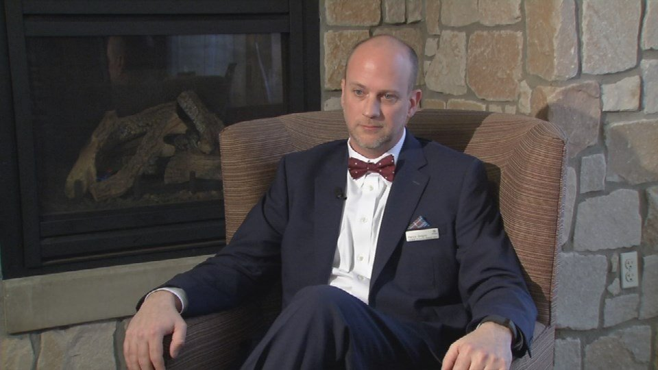 Patrick Gregory, general manager, Sheraton Louisville Riverside