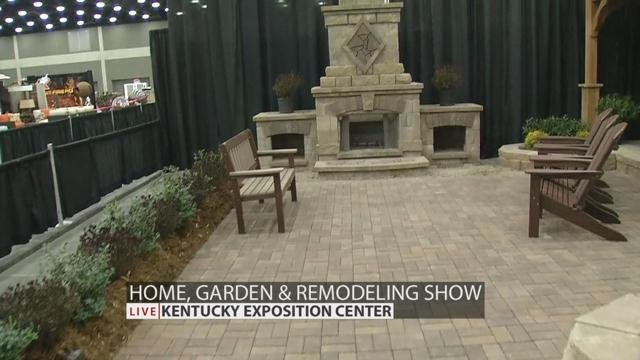 LOUISVILLE, Ky. (WDRB)    The Home, Garden U0026 Remodeling Show Returns  Friday, March 18th   Sunday, March 20th At The Kentucky Exposition Center.