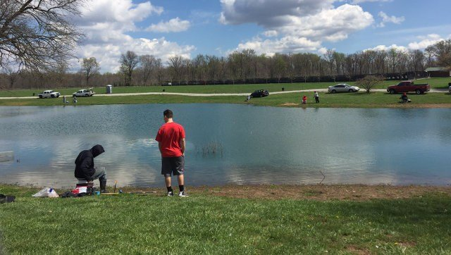 Kentucky Business Search >> Man kicked out of Louisville no-limit pay lake for catching too many fish - WDRB 41 Louisville News