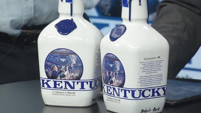 Gmt Auto Sales >> Maker's Mark honors UK's 1978 NCAA Champs with 2016 ...