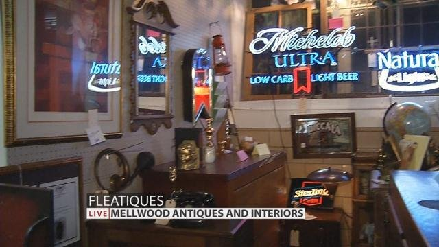 Fleatiques Outdoor Market Offers Vintage Treasures Antiques May 14 And 15 Wdrb 41 Louisville News
