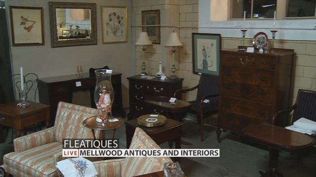 Fleatiques Outdoor Market Offers Vintage Treasures Antiques May Wdrb 41 Louisville News
