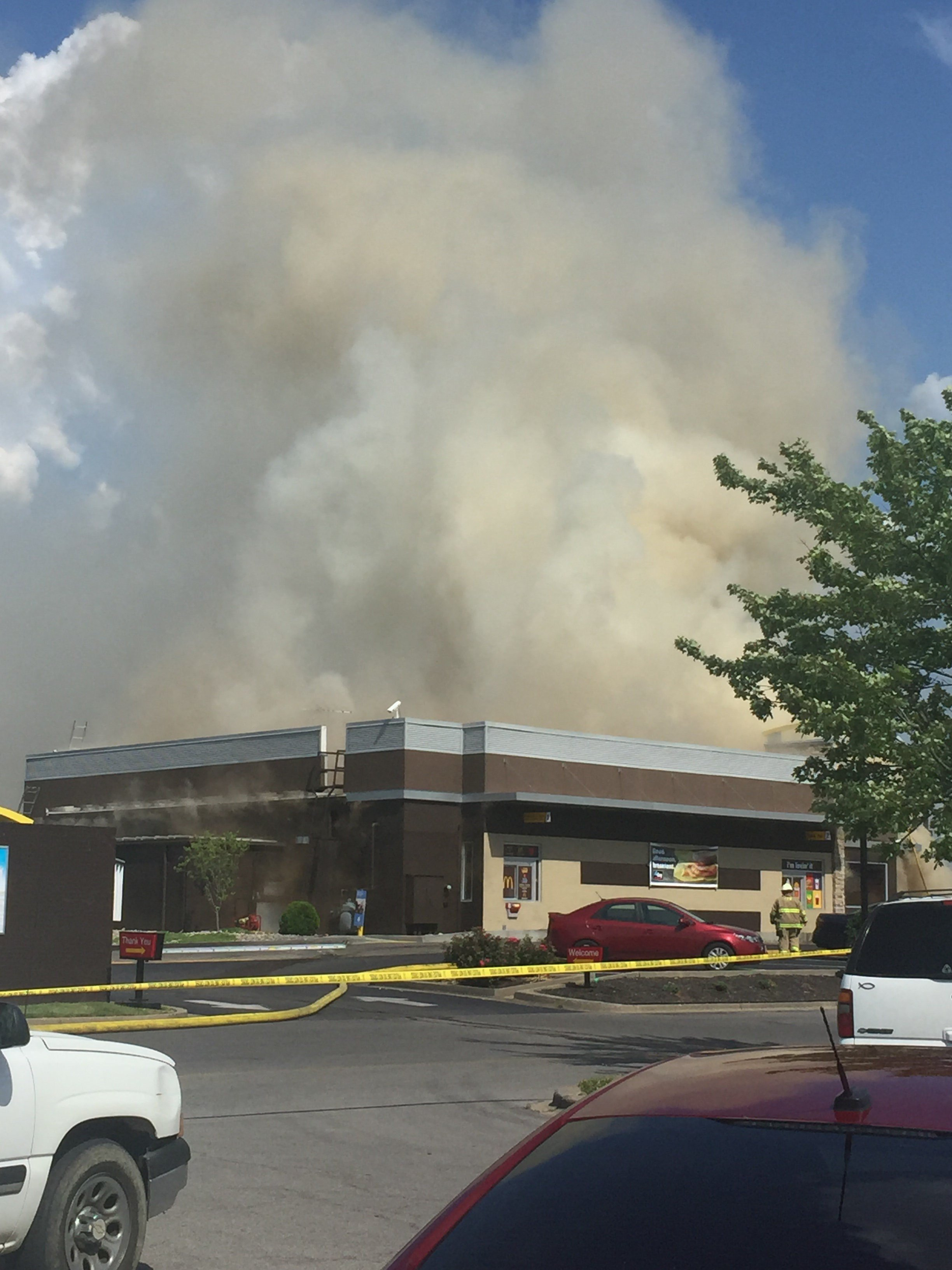 large fire breaks out at mcdonald s in elizabethtown  most popular storiesmost popular storiesmore>>