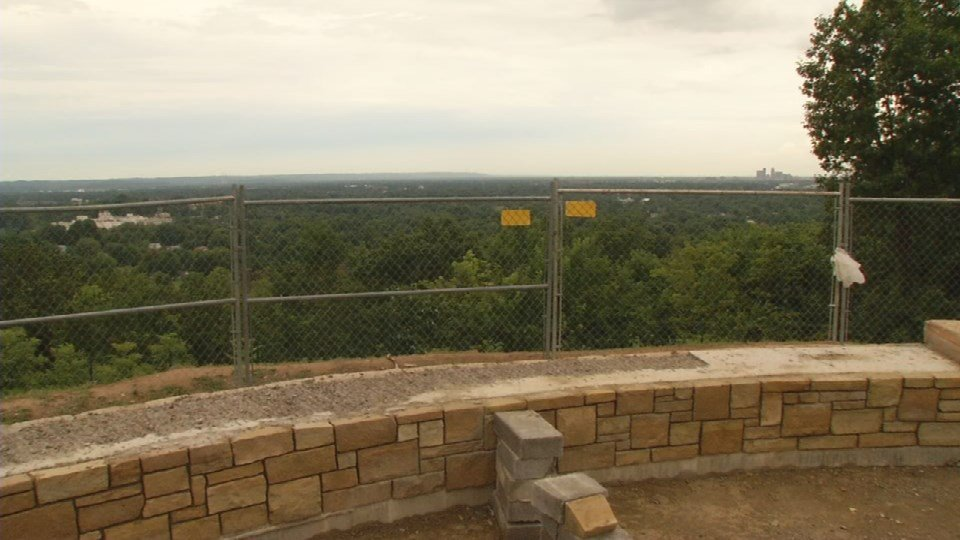 Kentucky Business Search >> Iroquois Park North Overlook to open soon with added features - WDRB 41 Louisville News