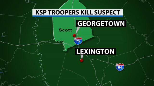 Kentucky State Police Troopers Shoot Domestic – Desenhos Para Colorir
