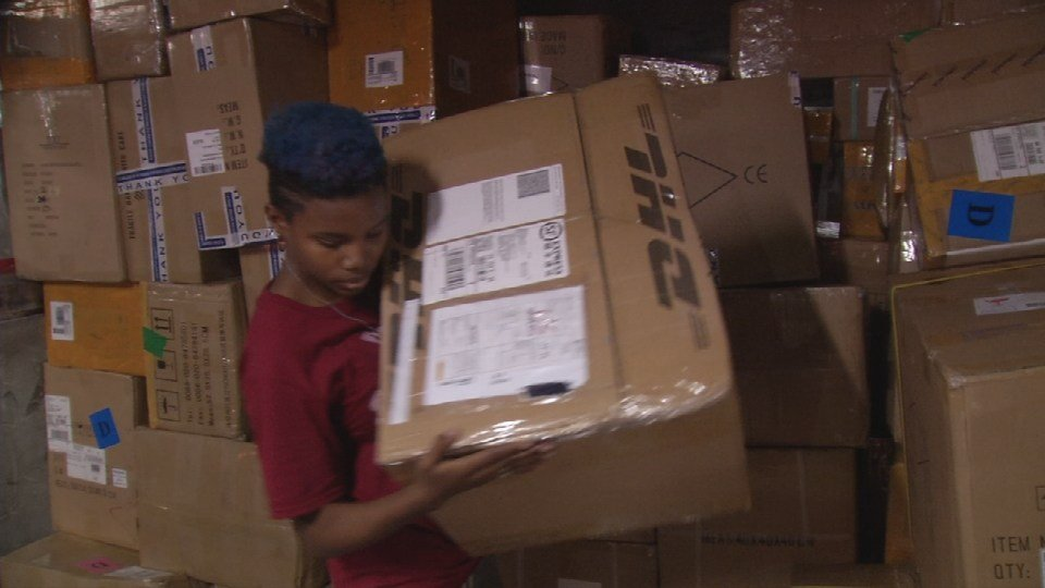 ups offers employees a full package a job education and