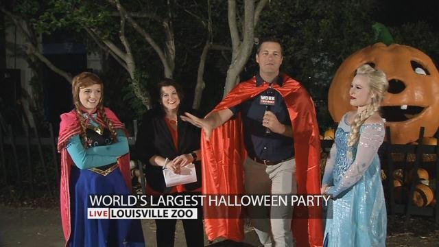 louisville ky wdrb this year the louisville zoo celebrates its 35th year for the worlds largest halloween party october 1 2 6 9 13 16 - Halloween Events In Louisville Ky