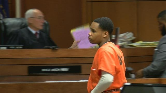 teen charged in three louisville murders pleads not guilty