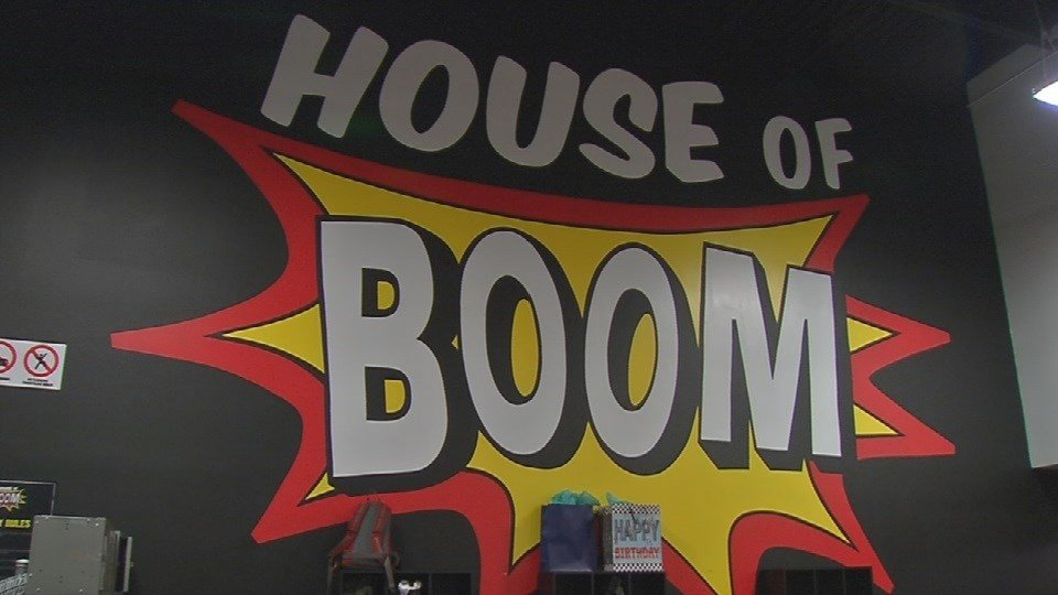 Louisville Family Fun Is Hosting A Birthday Bash On Sunday At House Of Boom  ...