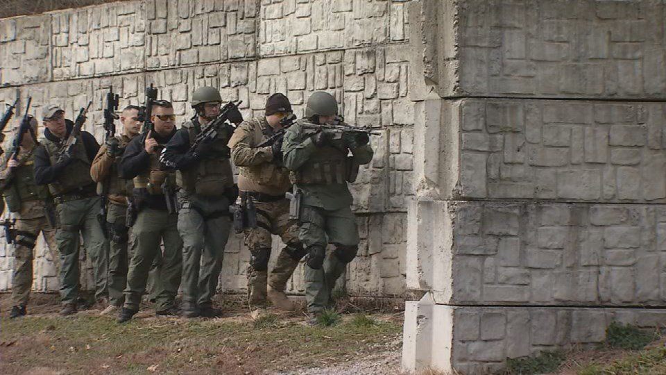5 Agencies Joining Forces For A Southeast Indiana Regional Swat Team