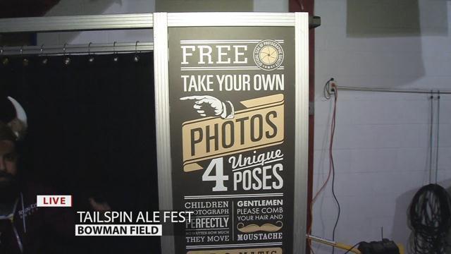 Tailspin Ale Fest Food Trucks