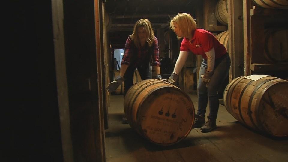 GINA ON THE JOB: Bourbon Master Taster - WDRB 41 ...