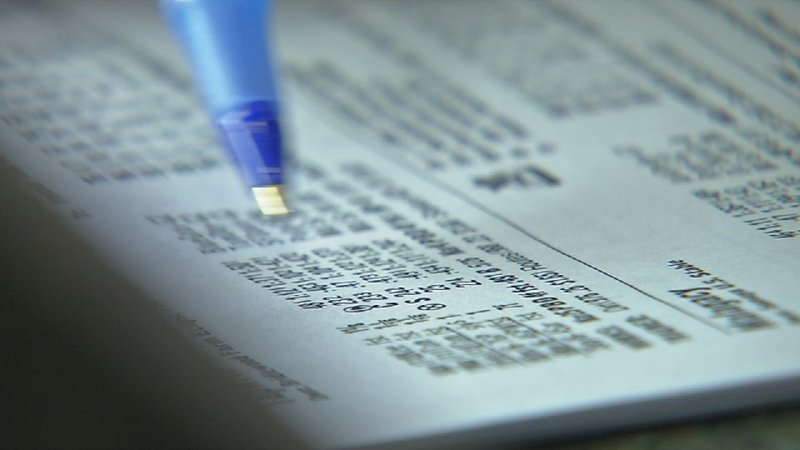 How To Read A Daily Racing Form Wdrb 41 Louisville News