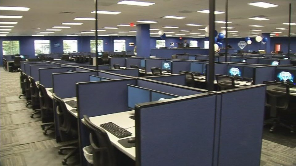 LOUISVILLE Ky WDRB A New Call Center In South Louisville Plans To Hire As Many Thousand Workers When It Opens Next Week