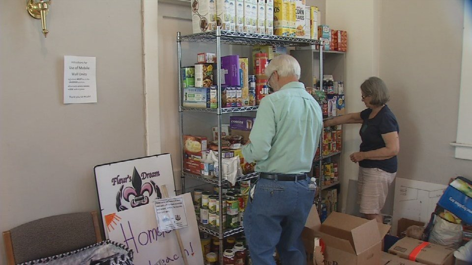 Food pantry to help students and families through difficult summ ...