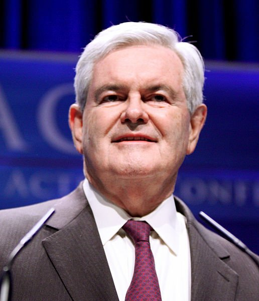 newt gingrich man of the year. Newt Gingrich looks to restart