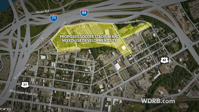 Gmt Auto Sales >> Metro Council approves funding plan for new Louisville ...