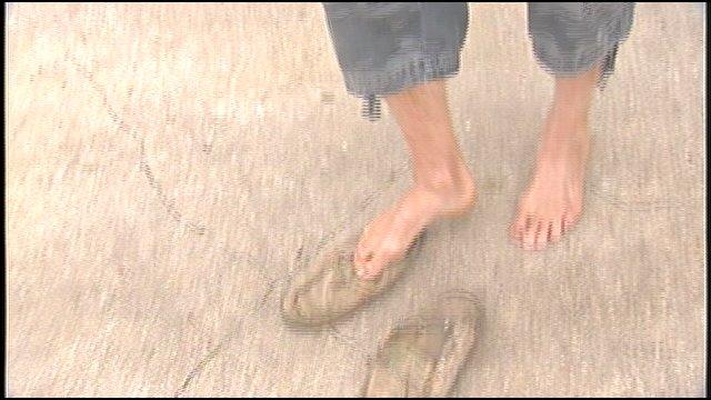 Bernsons corner barefoot man wdrb 41 louisville news malvernweather Choice Image