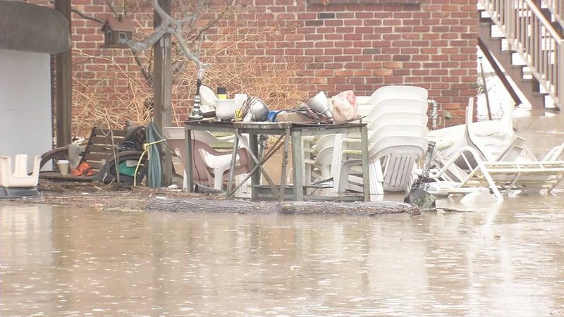 Flooding Leaves Homes In Southern Indiana And Louisville