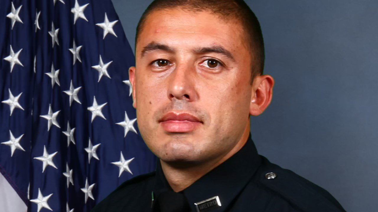 Former LMPD Officer Pablo Cano, who has been accuse of rape by nine women.