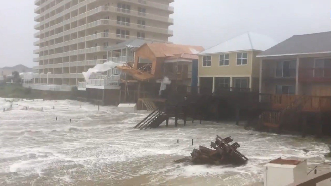 Hurricane kills 2, weakens to tropical storm, United States News & Top Stories