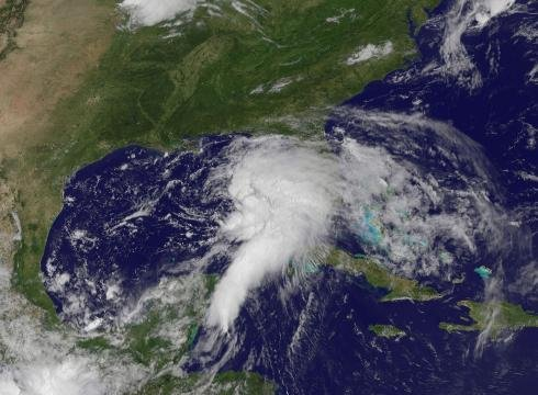 Tropical Storm Debby forms in the Gulf - WDRB 41 Louisville News