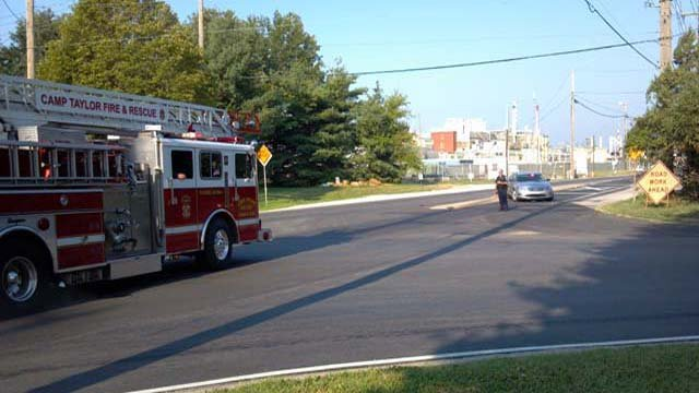 Rubbertown plant evacuated after chemical reaction - WDRB ...
