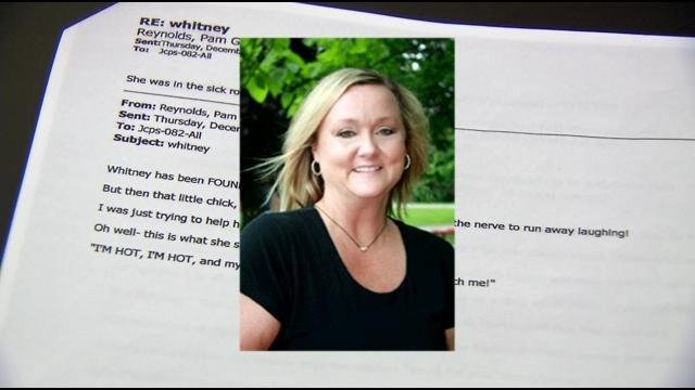 JCPS Elementary School Principal Suspended WDRB 41