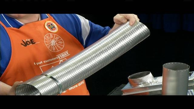 Many Homeowners Are Finding Unwelcome Critters Living In And Around Their Dryer Vents At This Time Of Year The Home Depot S Joe Autry Explains The Supplies