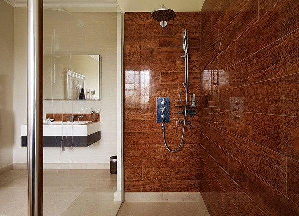 The latest trend in flooring offers homeowners the look of wood with the  durability of tile. The Home Depot ... - The Home Depot Shows The Versatility Of Wood Porcelain Flooring