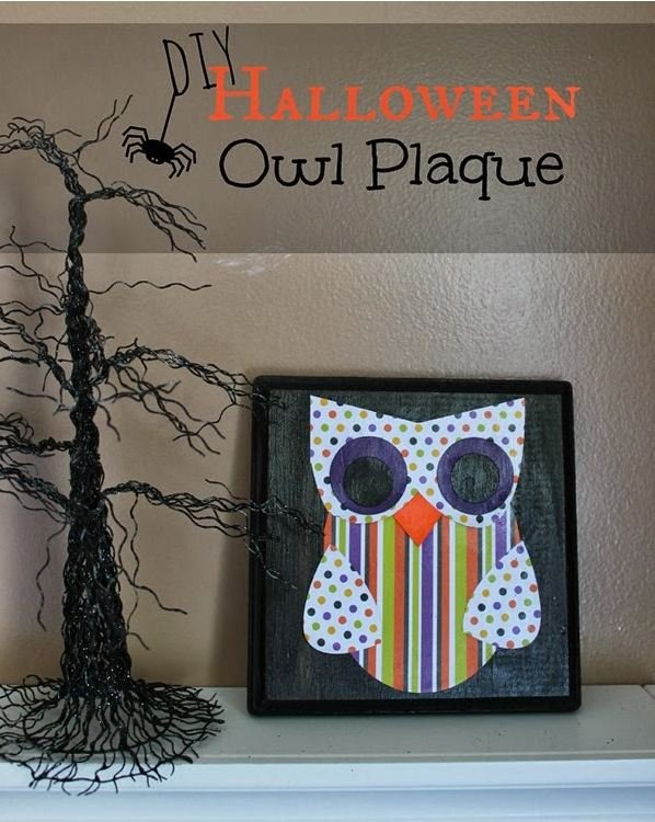 Festive and family friendly halloween decorations you can for Halloween decorations you can make at home