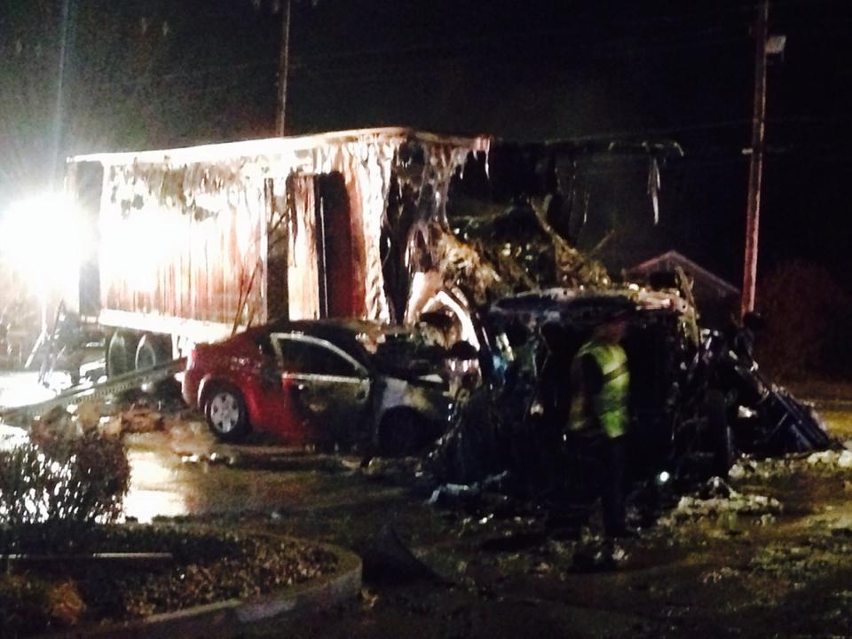 Brandon Burlsworth Car Accident