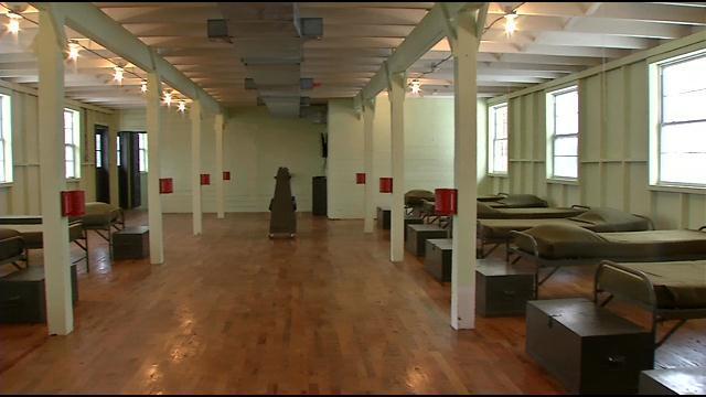 Ft Knox Restores World War Ii Era Barracks Opens