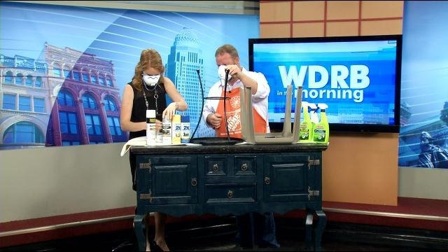 The easy steps to refurbishing patio furniture and waterproofing WDRB 41 Lo