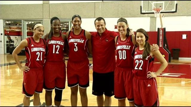University of Louisville women's basketball kicks off ...