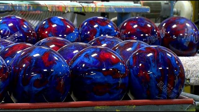 Hopkinsville, KY is the home of Ebonite International