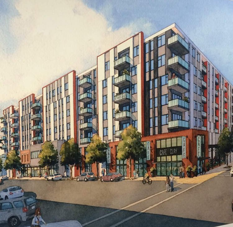 Apartments In Louisville: Proposed Butchertown Apartment Complex One Step Closer To