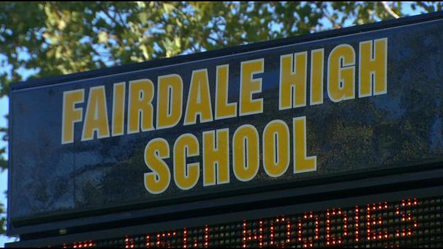 Loaded gun found in Fairdale High School student's ...
