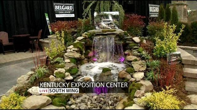 LOUISVILLE, Ky. (WDRB)    The Home, Garden And Remodeling Show Has Been  Getting People Ready For The Spring For 6 Decades.
