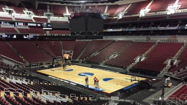 28 Kfc Yum Center Floor Plan Louisville Concert