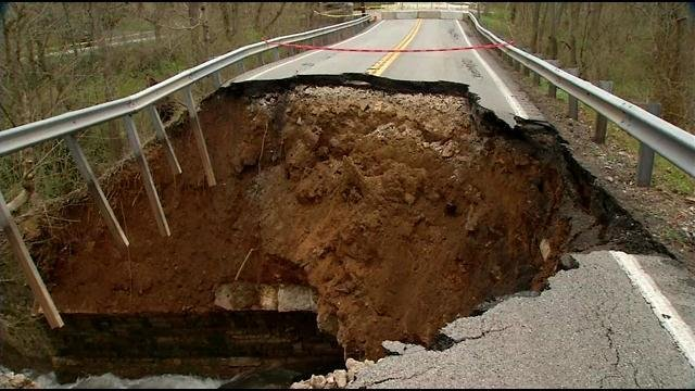 U.S. Department of Transportation funds to pay for KY-22 repairs ...